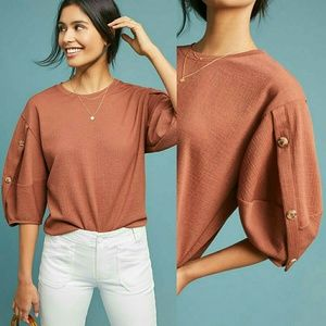Anthropologie Cyrus Top by Current Air